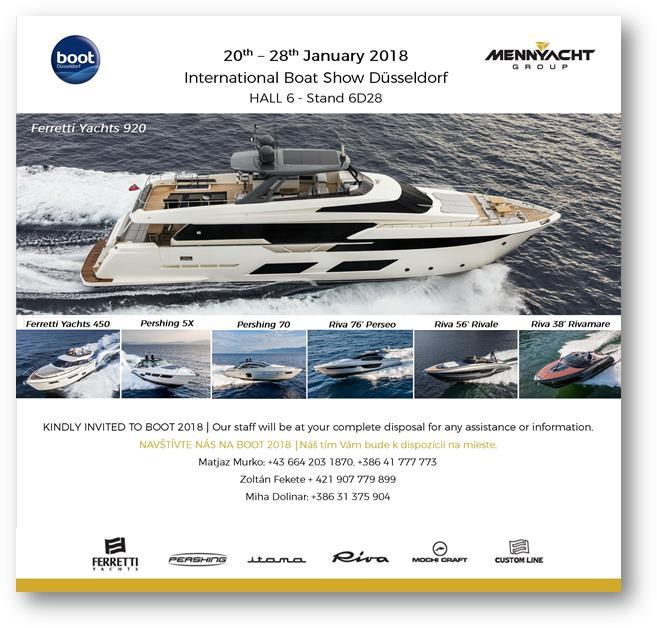 International Boat Show Düsseldorf
