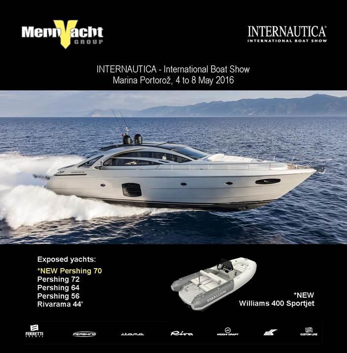 INTERNAUTICA - International Boat Show
