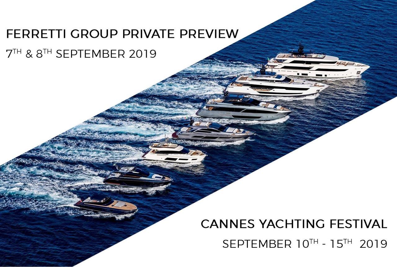Ferretti Group Private Preview
