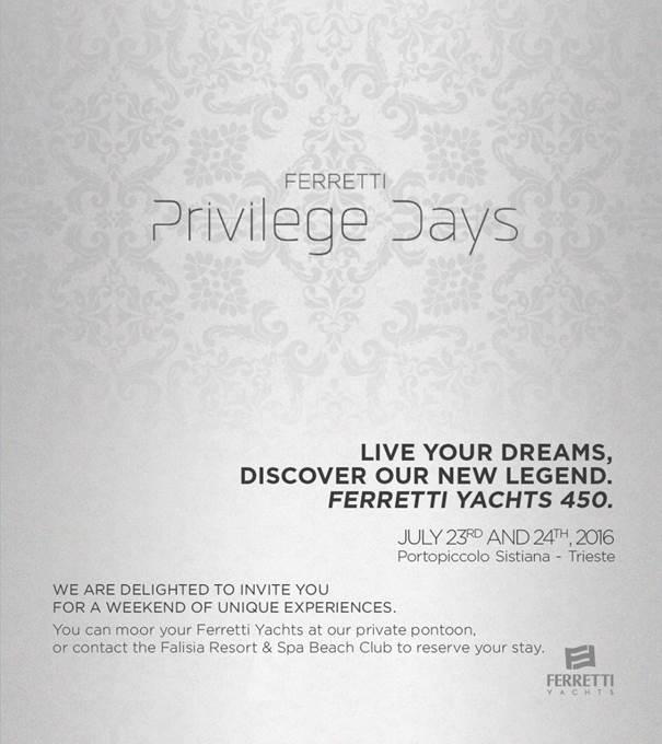 Privilege Days